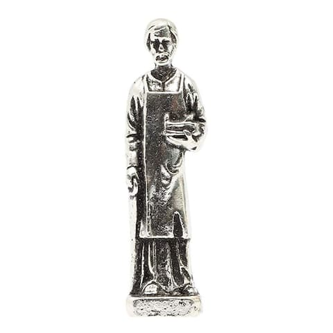 12 Pack St. Joseph Statue Home Seller Kit Patron Saint Workers Statue, 1.75 inch Religious Figurine