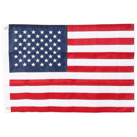 American USA United Sates Flag 2x3 Feet for Outdoor for Independence Day