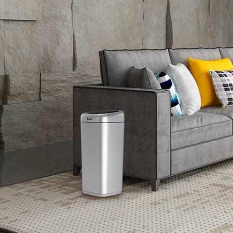 Smart Motion Sensor Automatic Trash Can Kitchen Trash Bin 35L