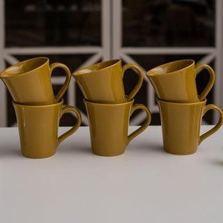 Link to Manhattan Comfort Coup 6 Mugs (11.16 oz.) Similar Items in Dinnerware