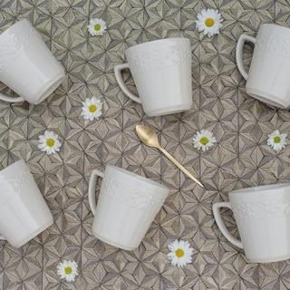Link to Manhattan Comfort Mendi 6 Mugs (12.17 oz.) Similar Items in Dinnerware