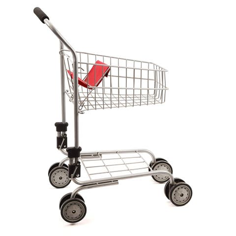 Mommy and Me Shopping Cart
