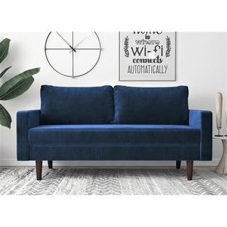 Viva Velvet 2 Seater Sofa Eruopean Style