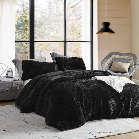 Coma Inducer Oversized Comforter - Are You Kidding? - Black (Shams Not Included)