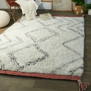 Link to Remy Moroccan Shag Area Rug Similar Items in Shag Rugs
