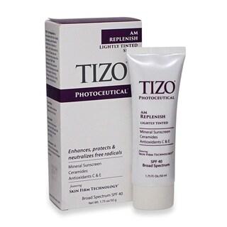 Tizo Photoceutical AM Replenish Lightly Tinted 1 oz.