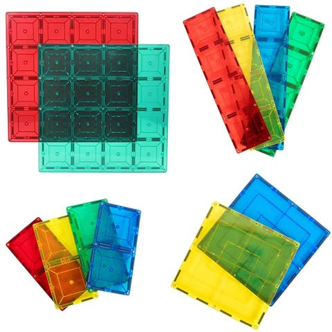 Shape Mags 12 Piece Mega Stabilizer Magnetic Tiles Set