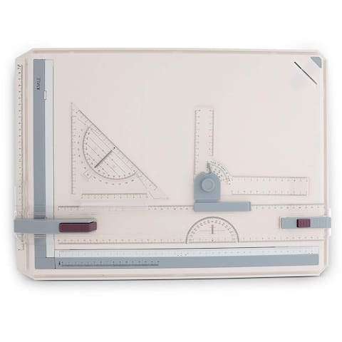 A3 Metric Drawing Board Drafting Table Multifunctional Graphic Drawing Tool Set