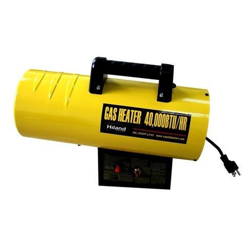 "AZ Patio Heaters 40K BTU Propane Shop Heater - 18.5""L x 7.25""W x 13""H"