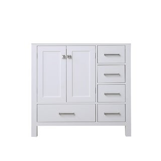 "Ariel Bathroom Vanity 36"", 48"" or 60"" BASE ONLY"