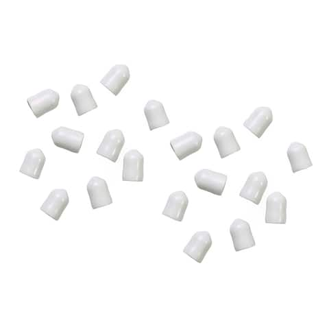 ClosetMaid Wire Shelving End Caps (1000-Pack)