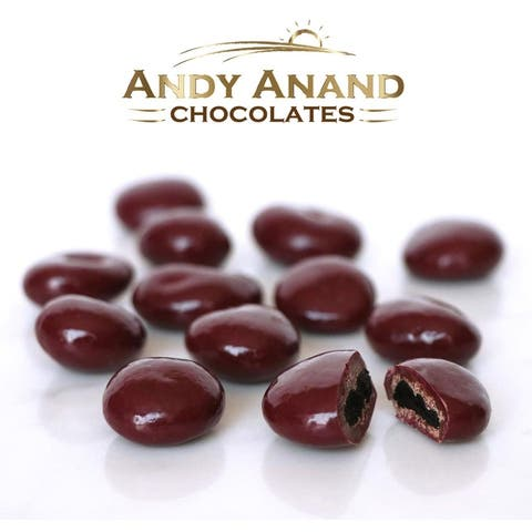 Andy Anand Milk Chocolate Cherry, Amazing Delicious Gift Boxed 1 lbs