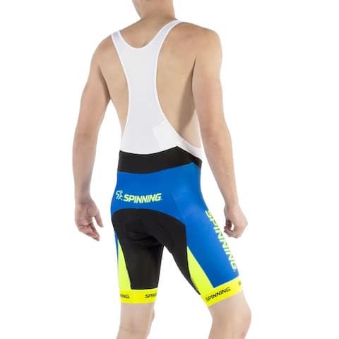 Spinning® Cozumel Men's Bib Cycling Short