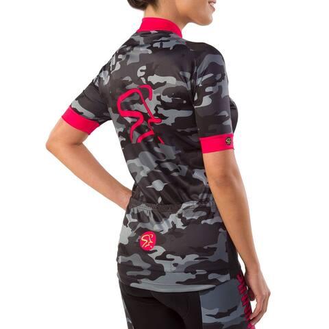 Spinning® Olympus Short-Sleeve Jersey Red
