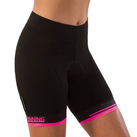 Spinning® Denali Stitch Women's Cycling Short