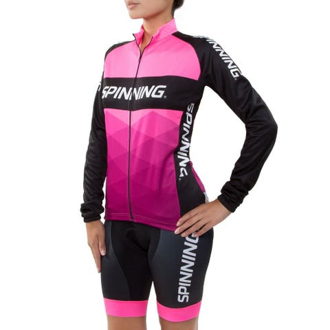 Spinning® Orion Women's Cycling Short - Pink
