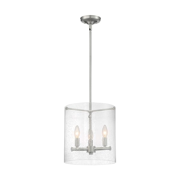 Bransel 3 Light Pendant Fixture