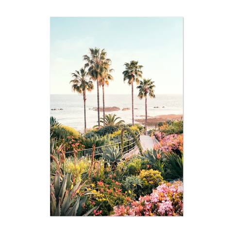 Laguna Beach California Beach Unframed Wall Art Print/Poster