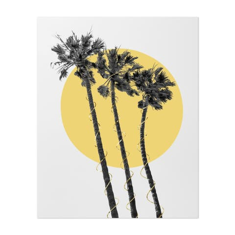 California Art Beach Decorative Design Unframed Wall Art Print/Poster