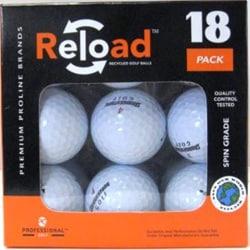 Bridgestone Recycled Golf Balls - Pack of 54 - Thumbnail 0