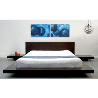 Fujian Queen Size Platform Bed Clearance