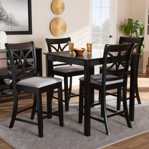 Copper Grove Aileur 5-piece Counter-height Pub Dining Set
