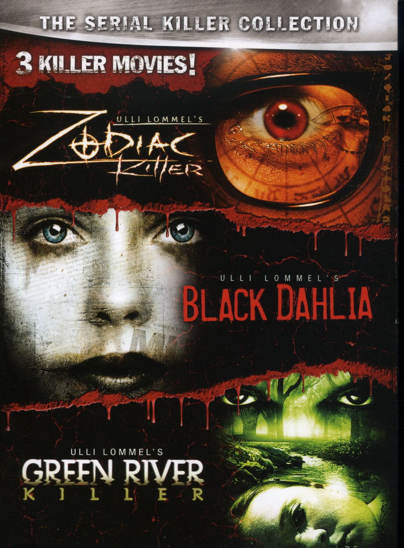 Serial Killers Triple Feature (DVD)