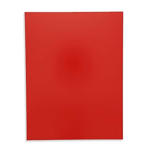 100 Sheets Each Red Cardstock Craft Paper for Card Making, 8.5 x 11 in