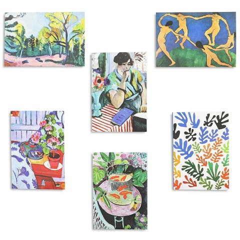 36x Assorted Matisse Painting All Occasion Greeting Cards w/ Envelopes