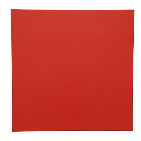 50 Sheets Each Red Cardstock Craft Paper for Card Making, 12 x 12 in