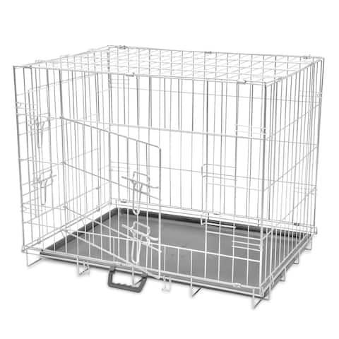 Foldable Metal Dog Bench M