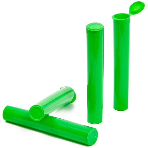 """300 Pack 4.6"""" Smell Proof Odor Sealing Tube Airtight Container Joint Tube"""