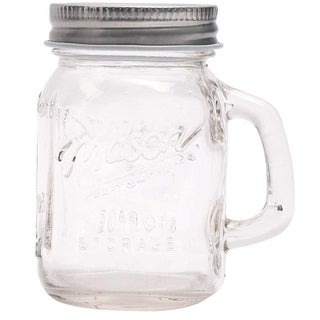 Link to 24 Pack Ball Mason Jars 4 oz with Lids and Handles Clear Canning Glass Jars for Jam Honey Wedding Shower Favors Baby Food Similar Items in Glasses & Barware
