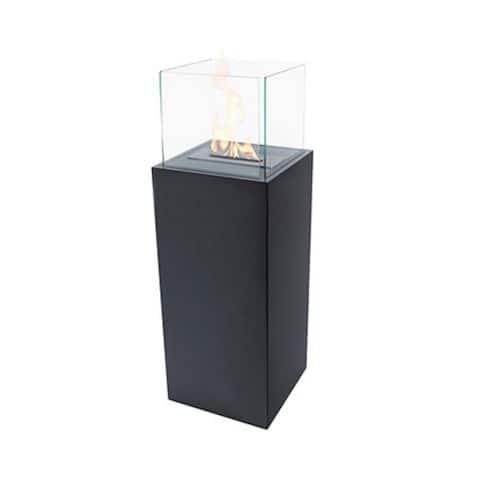 "Bio Flame TORCH 2.0 SS Free Standing w/13"" Burner"