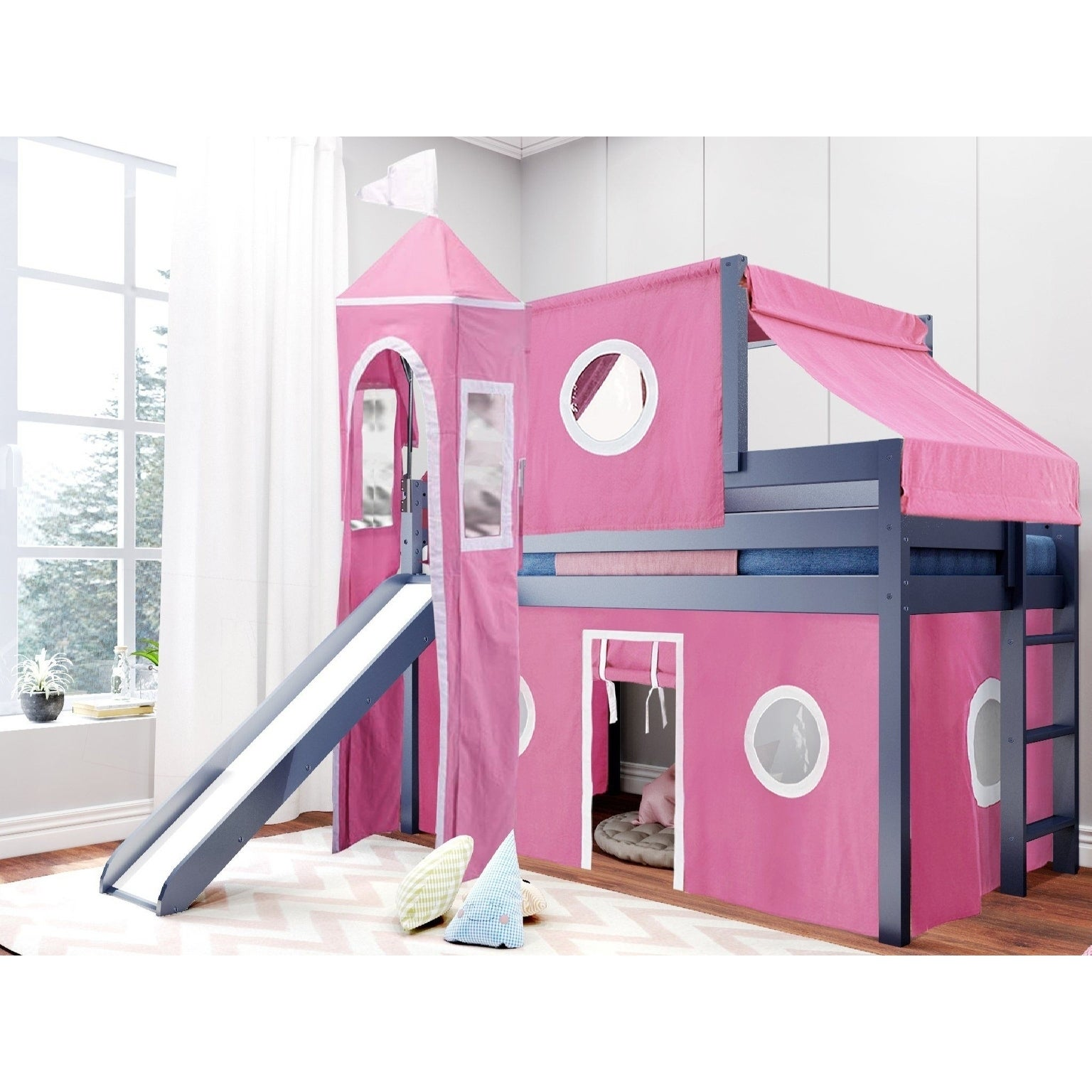 Twin Princess Bunk Bed Marcuscable Com