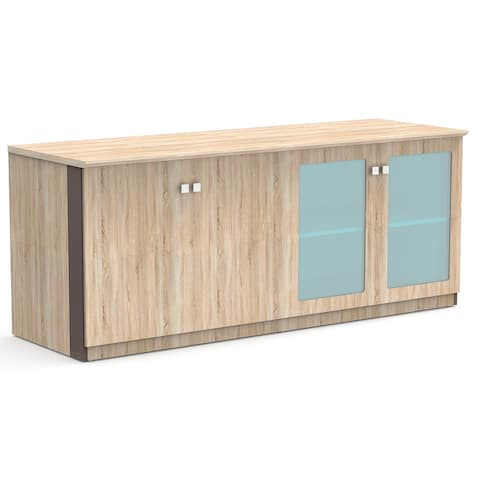 Carson Carrington Vagsjofors Wooden Storage Cabinets