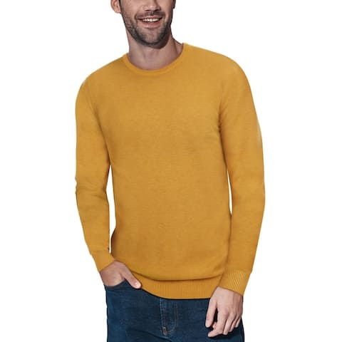 XRAY Men's Slim Fit Crewneck Sweater
