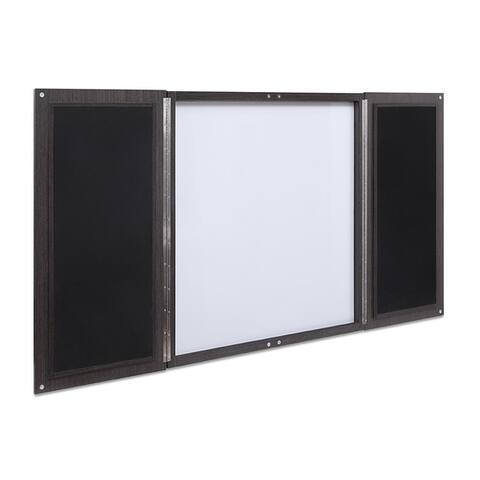 """Forward Furniture Diamond Wall Conference Room Cabinet - 48-96"""" x 3"""" x 48"""""""