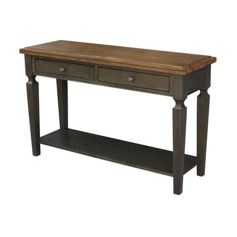 """Vista Console/Sofa Table - 48""""W x 16""""D x 30""""H"""