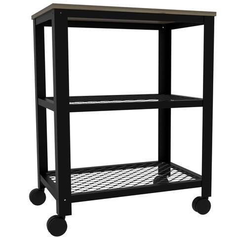 Emery Kitchen Cart
