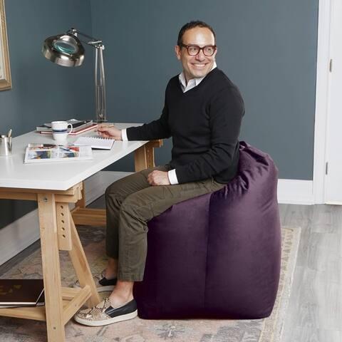 Jaxx Solo Bean Bag Casual Office and Desk Chair