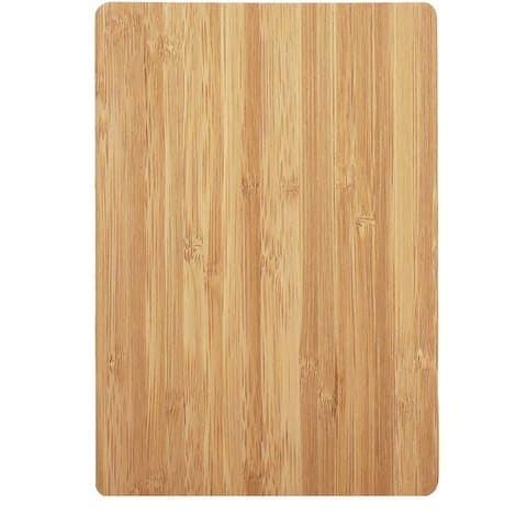 128-Sheets Bamboo Cover Notebook Journal Notepad Note Books Pads, 4 Page Formats