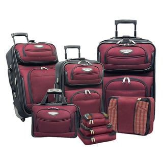 2318dc4a2927 Shop Travel Select by Traveler s Choice Amsterdam 23-Inch Rolling ...