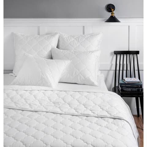 Martha Stewart Emerson 3 Piece Quilt Set