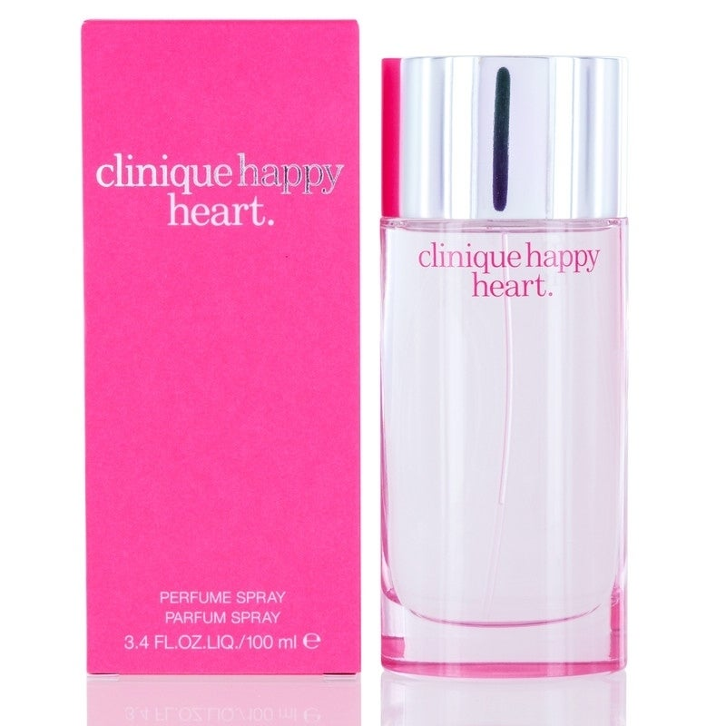 Happy Heart by Clinique (New Packaging) 3.4 Oz Perfume Spray for Women (Women