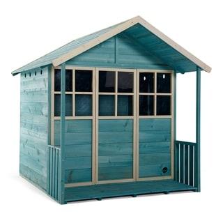 Plum Deckhouse Wooden Playhouse