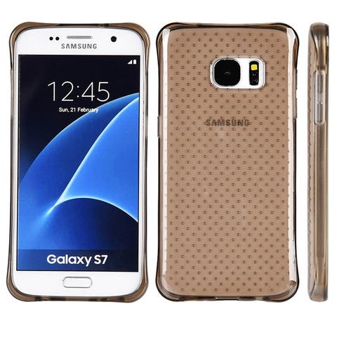 Colorful Crystal Shock Resistant TPU Skin Case for Samsung Galaxy S7