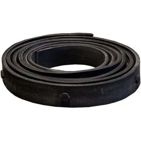 Flexible Black Beam Strap w/ Bolts for Ekena Faux Wood Beams