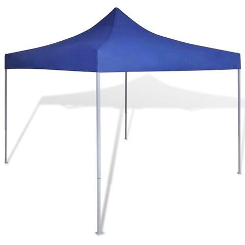 Blue Foldable Tent 10' x 10'