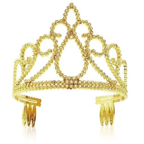 12x Princess Tiaras Crown Headband Headpiece for Kids Girls for Cosplay Birthday
